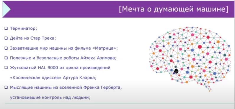 Установочная онлайн-лекция «Искусственный интеллект». 28 сентября 2020
