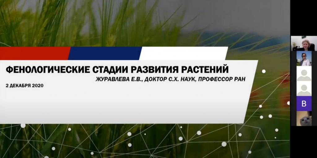 """Онлайн-семинар """"Сити-фермерство 2020"""" 2 декабря 2020-го года"""